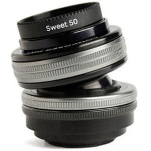 レンズベビー 交換レンズ コンポーザープロII スウイート50 (フジXマウント)