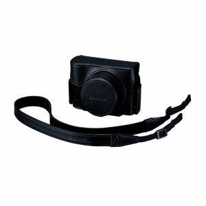パナソニック DMW-CLXM2 コンパクトデジタルカメラ DC-LX100M2 専用ケース ブラック