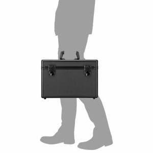 ハクバ AC-HC01-LBK カメラバッグ ハードケース HC-01  ブラック