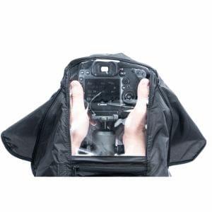 VANGUARD ALTA RCM カメラレインカバー   ブラック