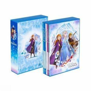 ナカバヤシ A-PL-1031-14 5冊BOXアルバム アナと雪の女王 2