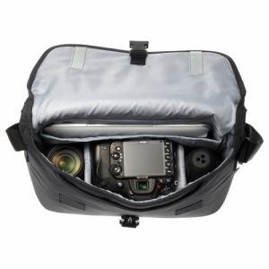 ハクバ 2ODCSB05BK アウトドア カメラショルダーバッグ 05 ブラック