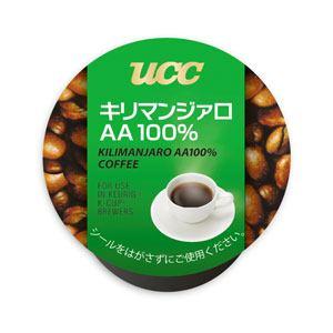 UCC上島珈琲 K-Cup パック 「UCCキリマンジャロAA100%」(12杯分) SC8021
