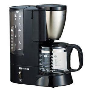 象印 コーヒーメーカー 「珈琲通」 ステンレスブラック EC-AS60-XB