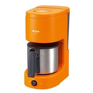 タイガー コーヒーメーカー ステンレスサーバータイプ (1?6杯用) オレンジ ACC-S060-D