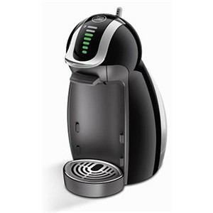 ネスレ 専用カプセル式コーヒーメーカー 「ドルチェグスト・ジェニオ2・プレミアム」 ピアノブラック MD9771PB