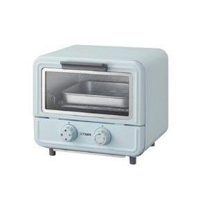 タイガー オーブントースター〈やきたて〉ぷちはこ ブルー KAO-A850-A