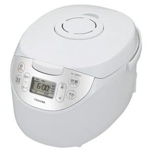東芝 マイコン炊飯ジャー(5.5合) ホワイト RC-10MFH-W