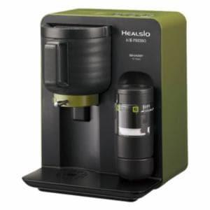 シャープ お茶メーカー「ヘルシオお茶プレッソ」 グリーン系 TE-TS56V-G