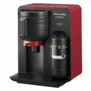 シャープ お茶メーカー「ヘルシオお茶プレッソ」 レッド系 TE-TS56V-R