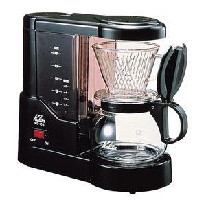 カリタ コーヒーメーカー ブラック MD-102N