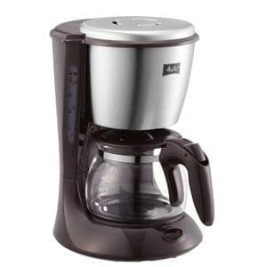 メリタ コーヒーメーカー ダークブラウン SKG56-T