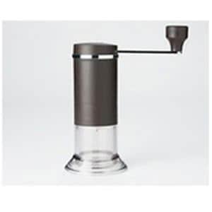 川崎合成樹脂 MI-002 MILLU セラミックコーヒ-ミル MILLU  茶色