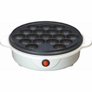 ネオーブ たこ焼き器(18穴) ホワイト NWT-1865AW