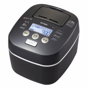 タイガー JKX-V152-KU 土鍋圧力IH炊飯ジャー (8合炊き) アーバンブラック