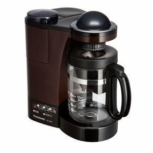 パナソニック NC-R500-T ミル付き浄水コーヒーメーカー ブラウン