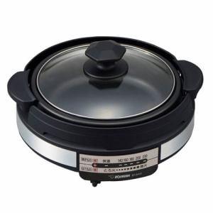 象印 EP-SA10-BA グリルなべ ブラック