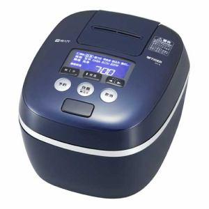 タイガー JPC-A100-KA 圧力IH炊飯ジャー(5.5合炊き) ブルーブラック