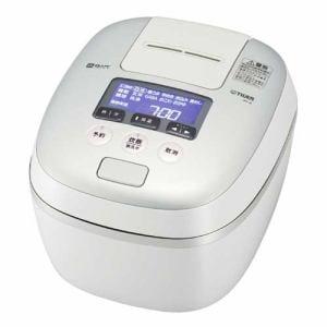 タイガー JPC-A180-WH 圧力IH炊飯ジャー(1升炊き) ホワイトグレー