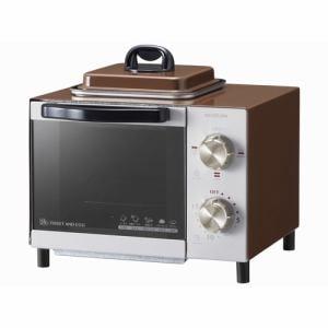 コイズミ KOS0703T オーブントースター ブラウン