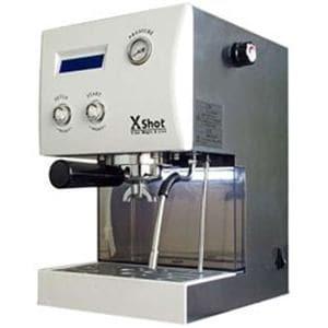西山工業 NX141-Wホワイト エスプレッソ&ドリップマシン XSHOT  ホワイト