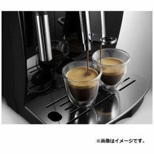 コーヒーメーカー デロンギ 全自動 エスプレッソ ECAM23120BN コンパクト全自動エスプレッソマシン 「マグニフィカS」 ブラック コーヒーメーカー