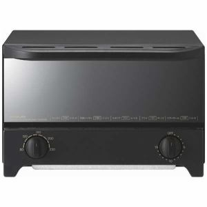コイズミ KOS-1214-K オーブントースター(1200W) ブラック