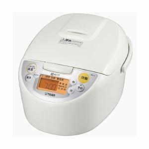 タイガー JKD-V100-W IH炊飯器 「炊きたて」 (5.5合炊き) ホワイト