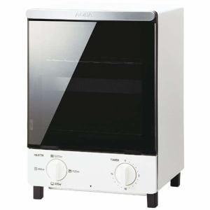 AQUA AQT-WT12-W オーブントースター (1000W) ホワイト