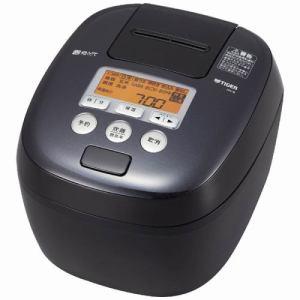タイガー JPC-B101-K 圧力IH炊飯ジャー(5.5合炊き)「炊きたて」 ブラック