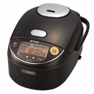 象印 NP-ZD10-TD 圧力IH炊飯ジャー 「極め炊き」 (5.5合炊き) ダークブラウン