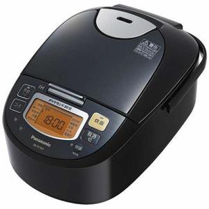 パナソニック SR-FC107-K IHジャー炊飯器(5.5合) ステンレスブラック