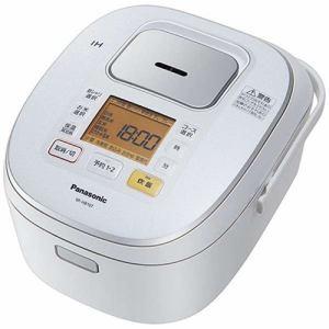 パナソニック SR-HB107-W IHジャー炊飯器(5.5合) ホワイト