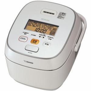 象印 NW-JS18-WA 圧力IH炊飯ジャー 「極め炊き」 (1升炊き) ホワイト