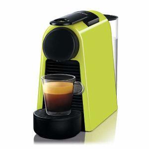 ネスプレッソ D30GN 専用カプセル式コーヒーメーカー 「エッセンサ・ミニ」  ライムグリーン