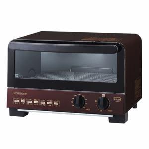 コイズミ KOS1215 オーブントースター レッド(R)