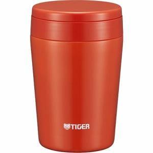 タイガー MCL-B038RC ステンレスカップ スープカップ 0.38L チリレッド