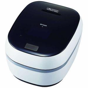 タイガー JPG-X100-WF 土鍋圧力IHジャー炊飯器 「GRAND X THE炊きたて」 5.5合炊き フロストホワイト