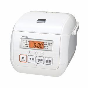 東芝 RC-5SL(W) マイコンジャー炊飯器(3合炊き) グランホワイト