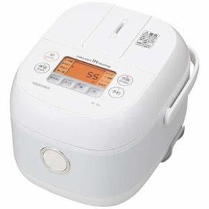 東芝 RC-5XL-W IHジャー炊飯器(3合炊き) ホワイト