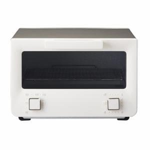 コイズミ KOS-1213/W オーブントースター ホワイト