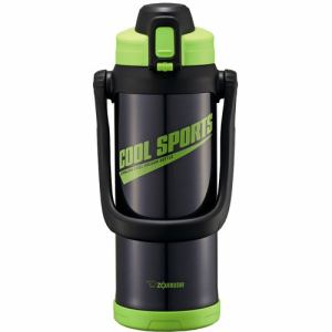 象印 SD-BC20-BG ステンレスクールボトル 「TUFF(タフ)」 2.06L グリーンブラック