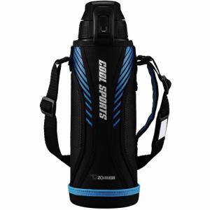 象印 SD-FA10-BB ステンレスクールボトル「TUFF(タフ)」 1.0L ブルーブラック