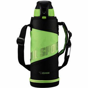 象印 SD-FA15-BG ステンレスクールボトル「TUFF(タフ)」 1.5L グリーンブラック
