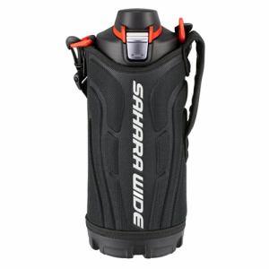 タイガー MME-D100-K ステンレスボトル「SAHARA COOL(サハラクール)」 1.0L ブラック
