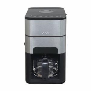 丸隆 ON-01-BK 石臼式コーヒーメーカー ブラック