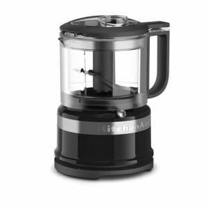 KitchenAid(キッチンエイド) 9KFC3516-OB ミニフードプロセッサー 3.5カップ オニキスブラック