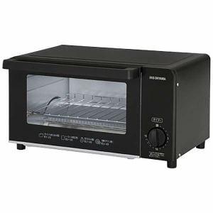 アイリスオーヤマ KOT-1003 オーブントースター ブラック