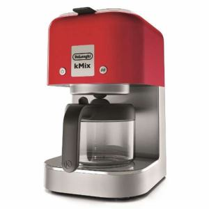 デロンギ COX750J-RD ケーミックスドリップコーヒーメーカー スパイシーレッド