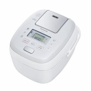 パナソニック SR-PB108-W 可変圧力IHジャー炊飯器 5.5合炊き ホワイト